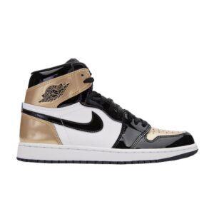 Jordan 1 Retro High Gold Top 3 купить