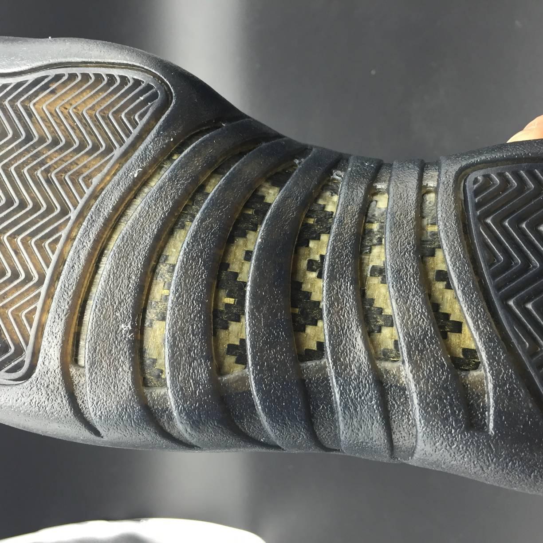 Jordan 12 Retro OVO Black-6
