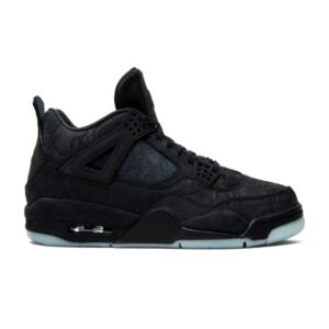 Купить кроссовки Jordan 4 Retro Kaws Black