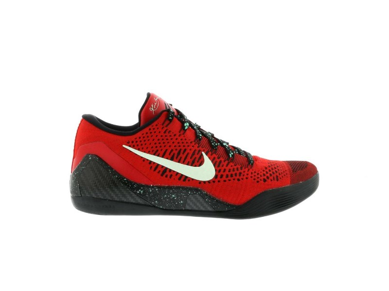 Kobe 9 Elite Low University Red