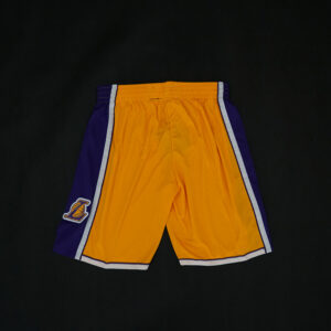 Шорты LA Lakers Yellow Nike Icon Edition 17-18
