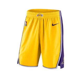 LA Lakers Yellow Nike Icon Edition 17-18 купить