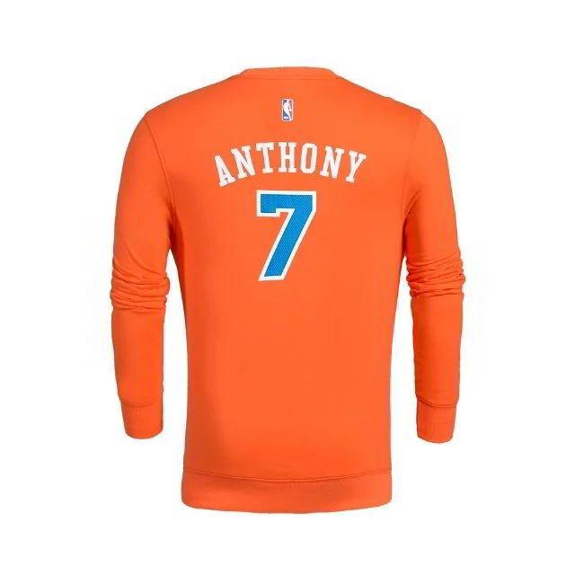 New York Knicks 7 Anthony (3)