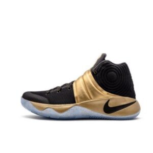 Kyrie 2 Drew League Champions Black/Gold купить