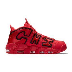 Заказать поиск кроссовок Air More Uptempo Chicago QS