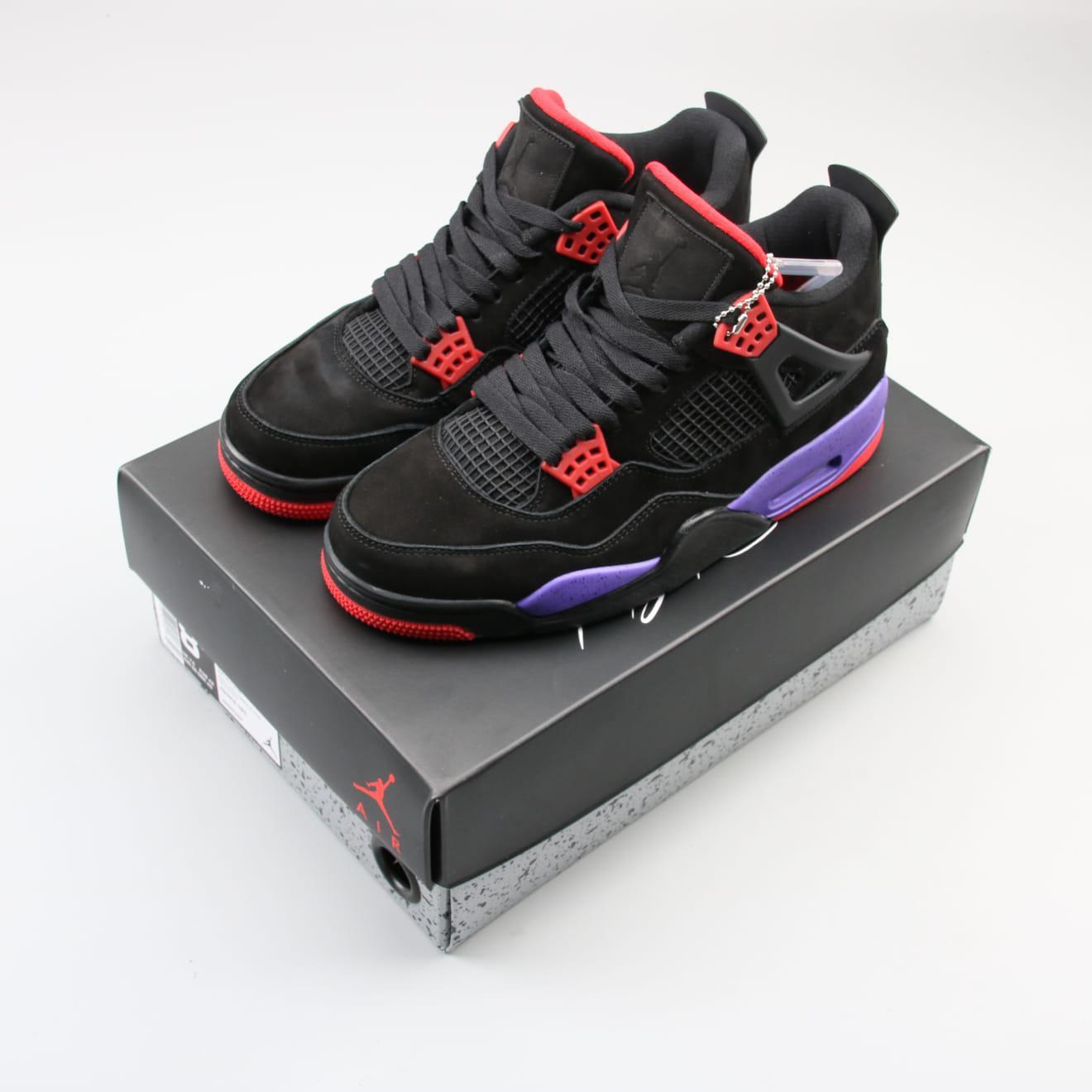 Air Jordan 4 Retro NRG Raptors Drake Signature 11