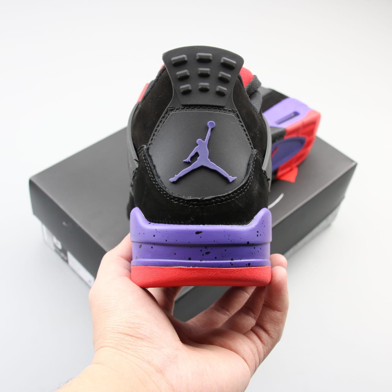 Air Jordan 4 Retro NRG Raptors Drake Signature 13
