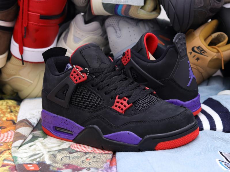 Air Jordan 4 Retro NRG Raptors Drake Signature 2