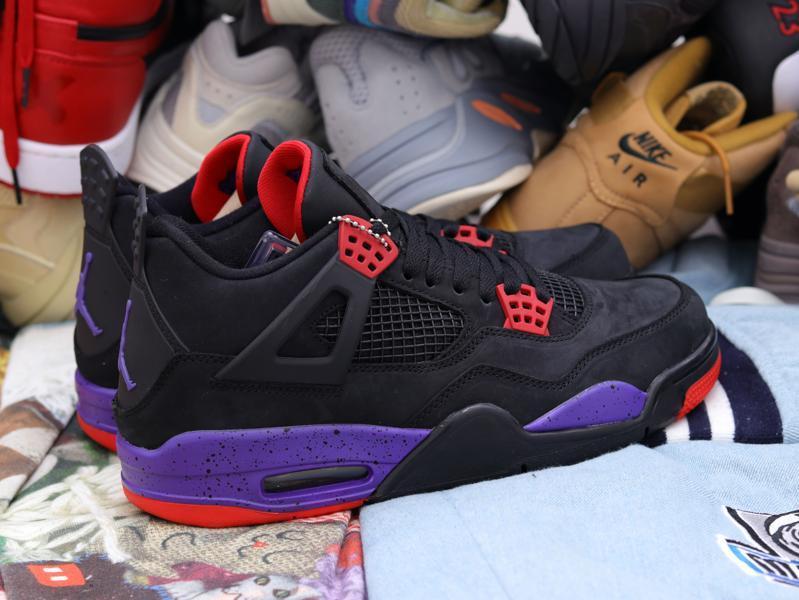 Air Jordan 4 Retro NRG Raptors Drake Signature 3