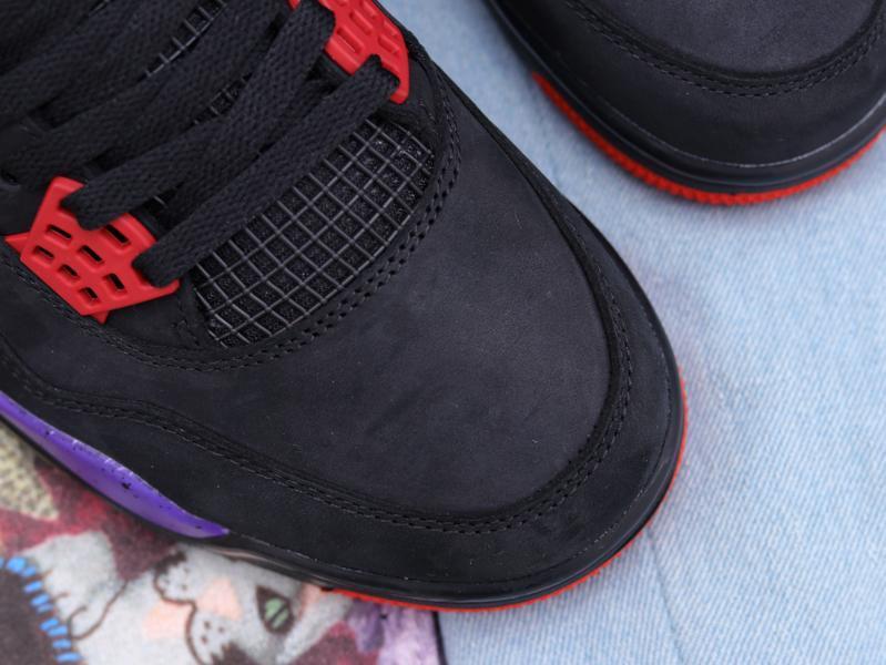 Air Jordan 4 Retro NRG Raptors Drake Signature 4