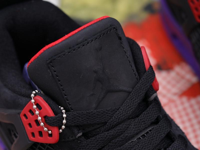Air Jordan 4 Retro NRG Raptors Drake Signature 5