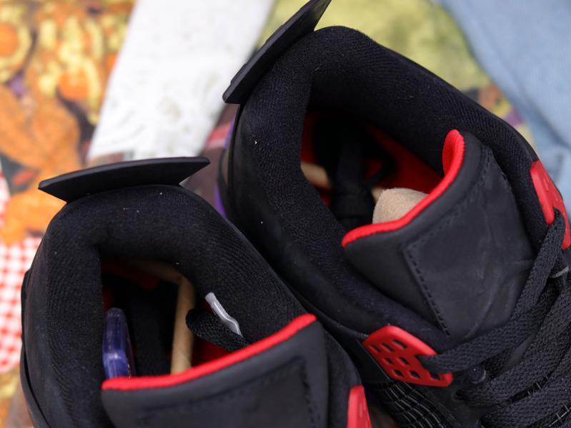 Air Jordan 4 Retro NRG Raptors Drake Signature 6