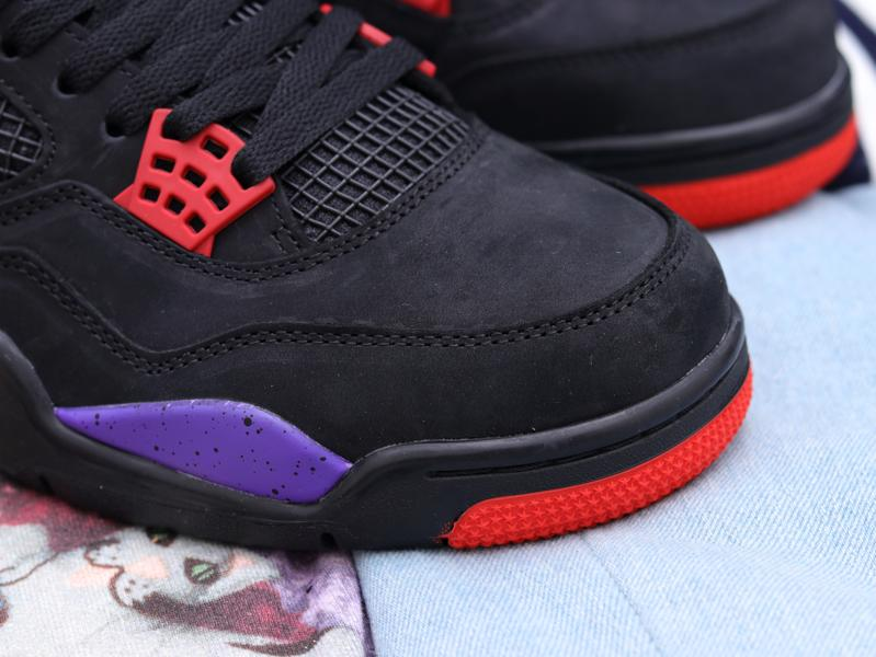 Air Jordan 4 Retro NRG Raptors Drake Signature 7