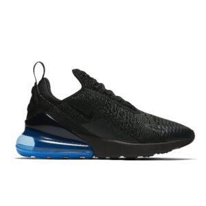 Купить Nike Air Max 270 Black Photo Blue