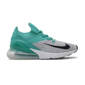Air Max 270 Flyknit Clear Emerald (W)