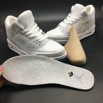 Air Jordan 3 Pure White (1)
