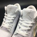 Air Jordan 3 Pure White (10)