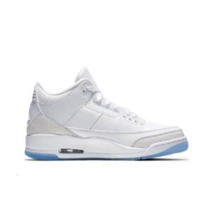 Air Jordan 3 Pure White купить