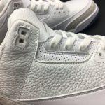Air Jordan 3 Pure White (5)