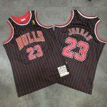 Chicago Bulls Michael Jordan 1995-1996 Authentic Jersey-3