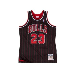 Chicago Bulls Michael Jordan 1995-1996 Authentic Jersey купить