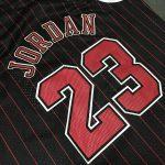 Chicago Bulls Michael Jordan 1995-1996 Authentic Jersey-4