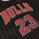 Chicago Bulls Michael Jordan 1995-1996 Authentic Jersey-6