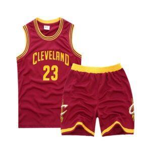 Форма детская Cleveland Cavs бордовая купить