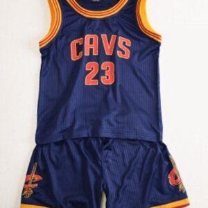 Форма детская Cleveland Cavs синяя купить