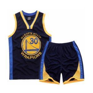 Форма детская Golden State Warriors чёрная купить