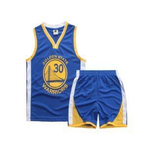 Форма детская Golden State Warriors синяя купить