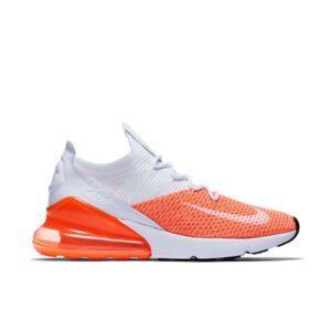Купить женские кроссовки Nike Air Max 270 Flyknit Crimson Pulse
