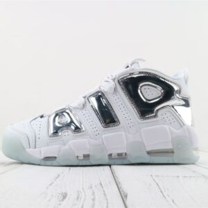 Nike Wmns Air More Uptempo Chrome 1