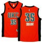 2015-16 Thunder #35 Durant Season Alternate