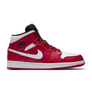Jordan 1 Mid Chicago купить
