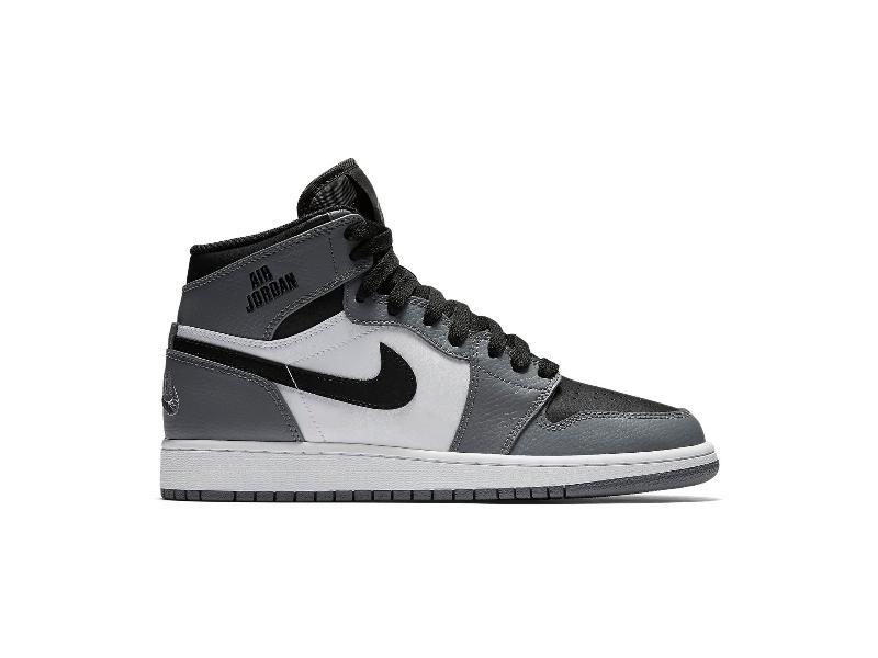 Jordan 1 Retro High Rare Air Cool Grey купить