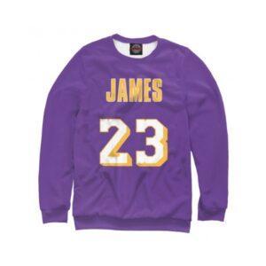 James 23 Фиолетовый