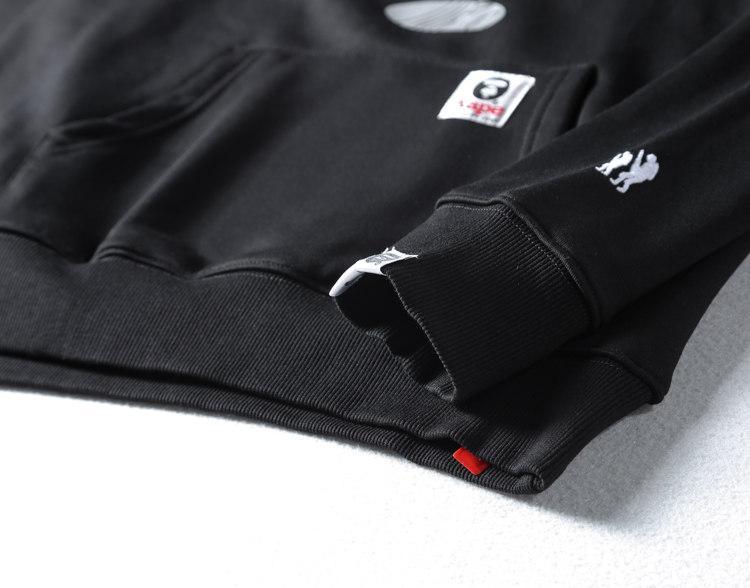 Худи AAPE AP-01 Black с бесплатной доставкой 10-18 дней оригинального качества