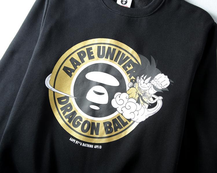 AAPE x Dragon Ball Gold-3