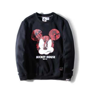 Свитшот AAPE x Mickey Mouse купить