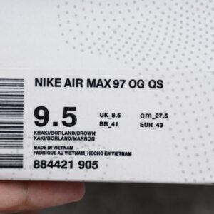 Кроссовки Air Max 97 Eminem Edition