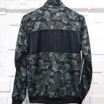 Bape x adidas ABC Camo Track Jacket Black-3