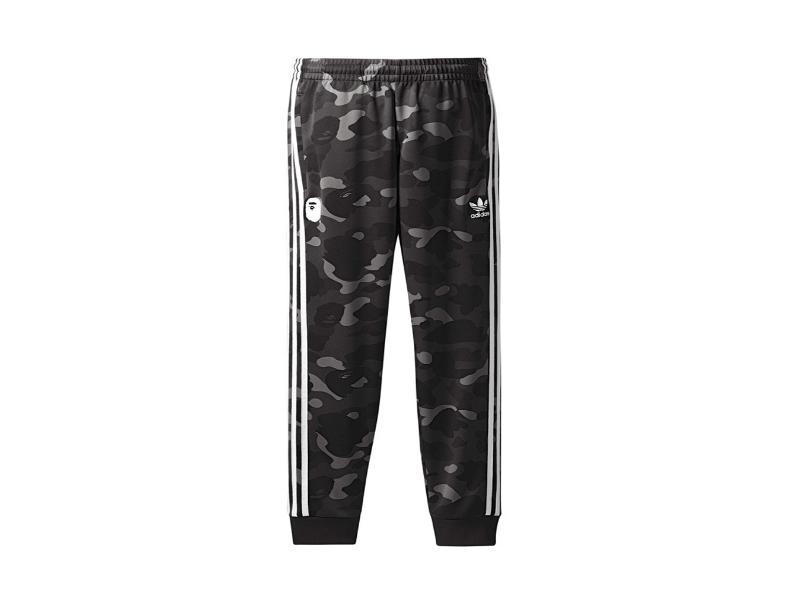 Штаны Bape x adidas adicolor Track Pants Cinder купить