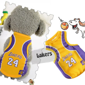 Джерси для собак NBA с бесплатной доставкой 10-25 дней