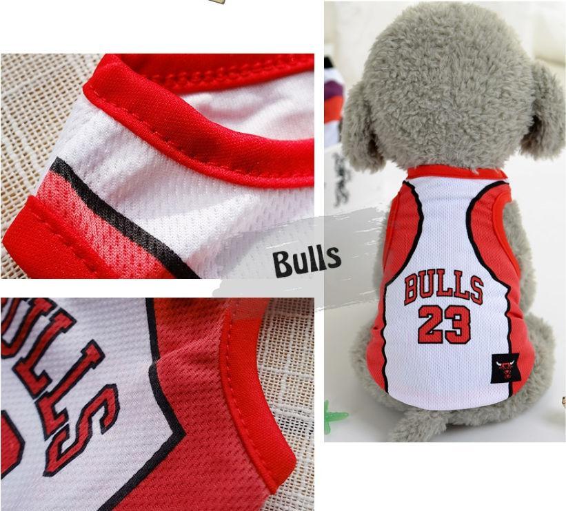 Джерси для собак NBA-2