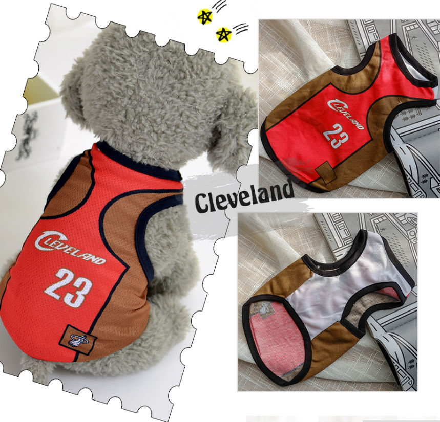 Джерси для собак NBA-4