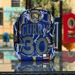 Golden State Warriors Stephen Curry Sprayground Player Backpack-1