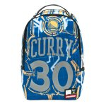 Golden State Warriors Stephen Curry Sprayground Player Backpack
