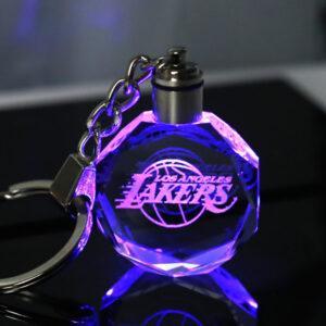 LED Брелок LA Lakers с бесплатной доставкой 10-25 дней