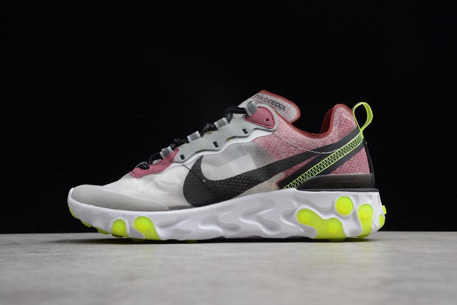 Nike React Element 87 Desert Sand-12